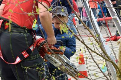 Fotoalbum Kinderfest und Tag der offenen Tür