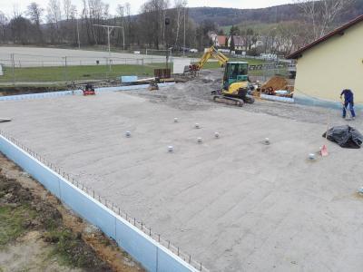 Fotoalbum Bau Vereinsheim - Update