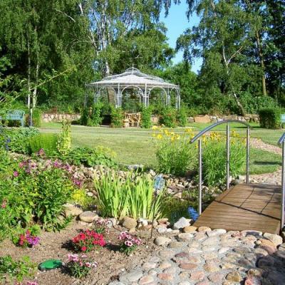 Fotoalbum Parks und Gärten
