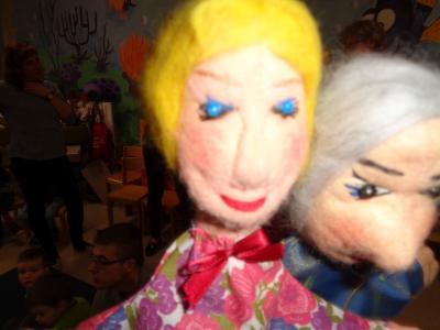 Fotoalbum Puppentheater