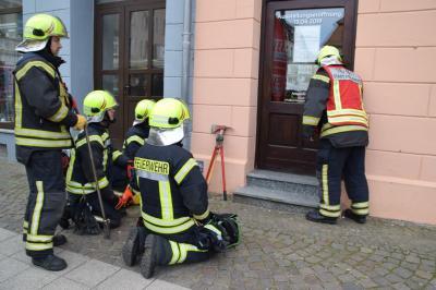 Fotoalbum Ausstellungseröffnung 150 Jahre Freiwillige Feuerwehr Perleberg