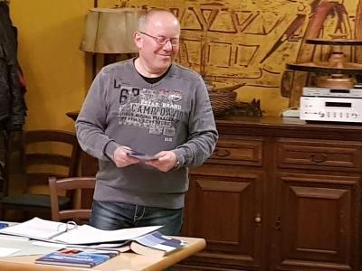 Fotoalbum Buchlesung mit Dieter Krause