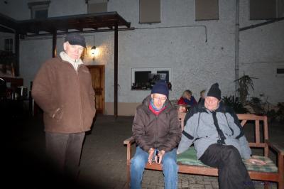 Fotoalbum 12. Hönower Nachtwanderung