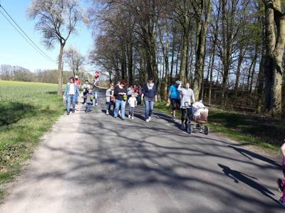 Fotoalbum Ostern in Kuppentin