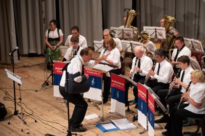 Fotoalbum Frühlingskonzert mit dem Wittstocker Blasorchester