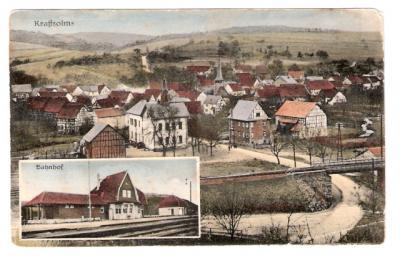 Fotoalbum 700 Jahre Kraftsolms - Chronik
