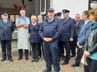 Fotoalbum Übergabe Feuerwehrfahrzeug am 27.04.2019