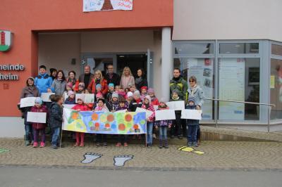 Fotoalbum Kinder für den Klimaschutz