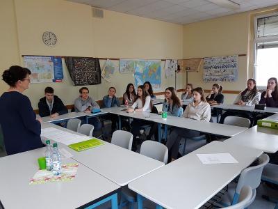 Fotoalbum Tag der Berufs- und Studienorientierung am WHG