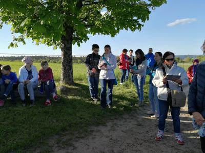 Fotoalbum Fußwallfahrt der Pfarrgemeinde Aurach nach Windshofen