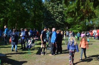 Fotoalbum Rolandlauf im Perleberger Tierpark