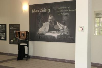 Fotoalbum Eröffnung Fotoausstellung von Max Zeisig in Potsdam