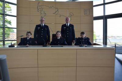 Fotoalbum Besuch im Landtag