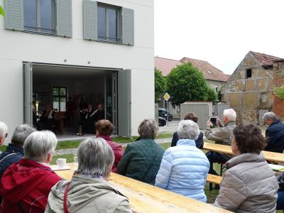 Fotoalbum Der Postillon zur Abfahrt blies