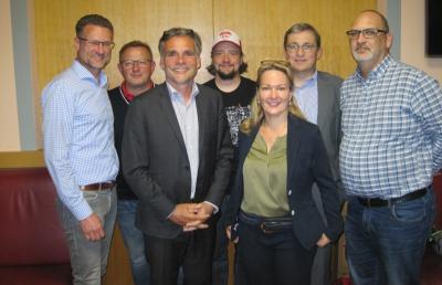Foto des Albums: Mitgliederversammlung und Vorstandswahlen (28.05.2019)