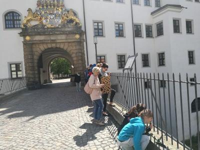 Fotoalbum Die Nordsachsenfahrt der Klasse 3