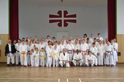Fotoalbum Karate-Lehrgang