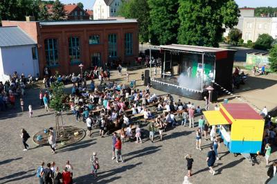 Fotoalbum Festwoche - Schulfest