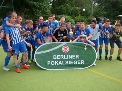 Fotoalbum Pokalfinale Herren 2019