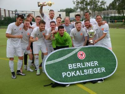 Fotoalbum Pokalsieger 2019 Herren Kleinfeld