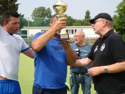 Fotoalbum Pokalsieger 2019 Senioren Ü30