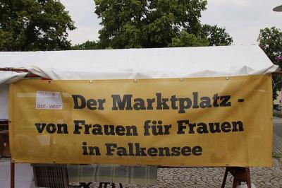 Fotoalbum Bilder vom Falkenseer Markt für Frauen von Frauen