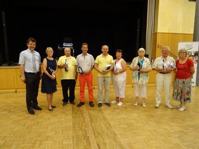 Fotoalbum 26. Brandenburgische Seniorenwoche  Festveranstaltung