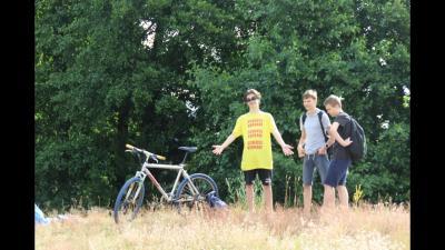 Fotoalbum Triathlon