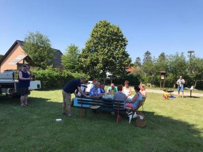 Fotoalbum Straßenfest in Zahren
