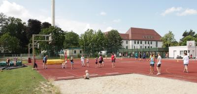 Fotoalbum 3. Sportabzeichentag