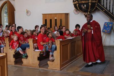 Fotoalbum Patrozinium St. Peter und Paul, Pfarrfest und 40jähriges Kindergartenjubiläum
