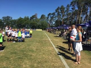 Fotoalbum Erstes Fairtrade-Fußballturnier in Seybothenreuth