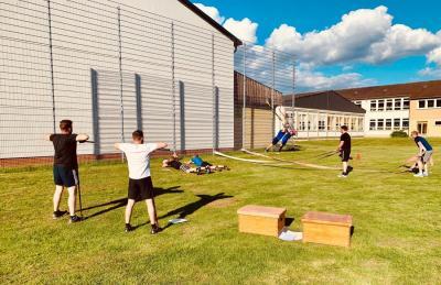 Fotoalbum CirqFit-Outdoor-Training