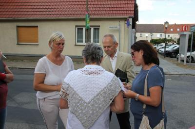 Fotoalbum Ortsbegehung in Freyenstein
