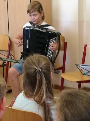 Fotoalbum Erstes Schülerkonzert in der Grundschule