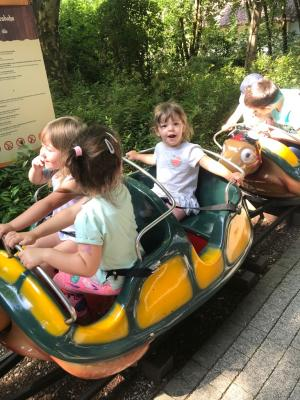 Fotoalbum EIS`s-Kids im Bayern Park 2019