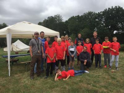 Fotoalbum 1.Elde-Camp Barkow
