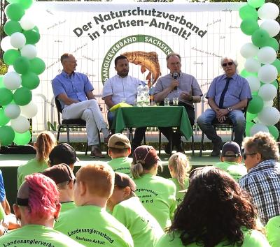 Fotoalbum Jugendcamp des Landesanglerverband Sachsen-Anhalt