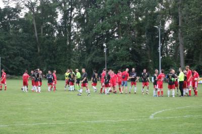 Fotoalbum Häsener All-Stars gegen 1. FC Union Berlin - Traditionsmannschaft