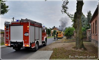 Fotoalbum 07.08.2019 Wohnungsbrand Libbenichen