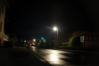 Fotoalbum Straßen in LED