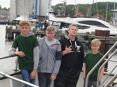 Fotoalbum Landesmeisterschaften Meeresangeln Kinder/Jugend