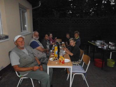 Fotoalbum Trainingslager Kinder  + Jugend am Lehnitzsee