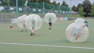 Fotoalbum Bubble-Soccer