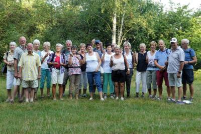 Fotoalbum Wanderung Serrahner Buchenwälder