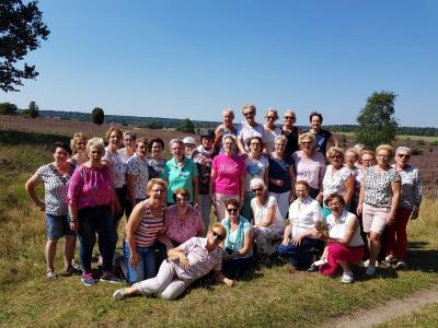 Fotoalbum Landfrauenverein Lohne - Mehrtagesfahrradtour nach Lüneburg vom 23.-25.08.2019