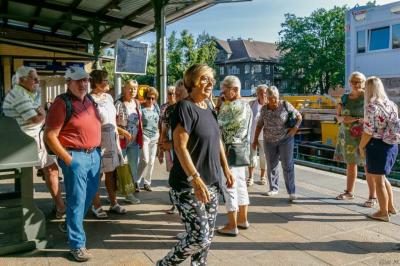 Fotoalbum Internationales Seniorentreffen mit Kargowa