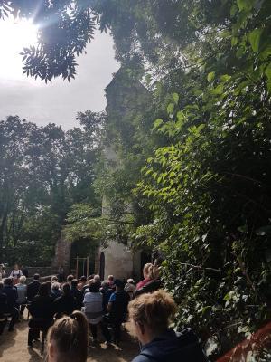 """Fotoalbum Theater im Schlosspark  """"Die Rückkehr"""""""