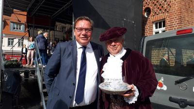 Fotoalbum 15 Jahre Städtepartnerschaft mit Höganäs