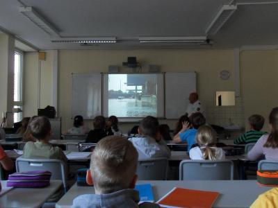 """Fotoalbum """"Gefahren am Wasser"""" mit der Wasserschutzpolizei St. Goar"""